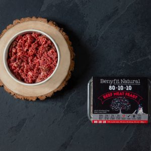 Benyfit Natural Beef Meat feast 80*10*10 1KG