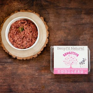 Benyfit Natural Complete frozen raw dog food 500g