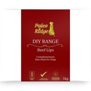 Paleo Ridge DIY Beef Lips 1KG