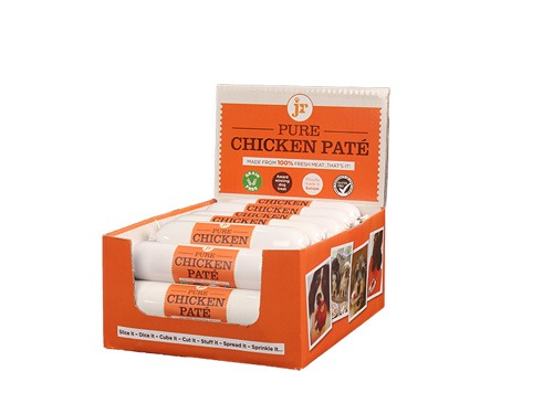 jr pure chicken pate 200g