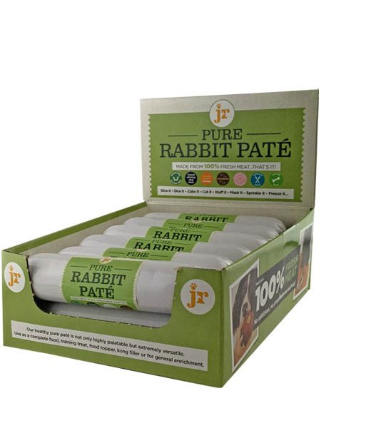 pure rabbit pate