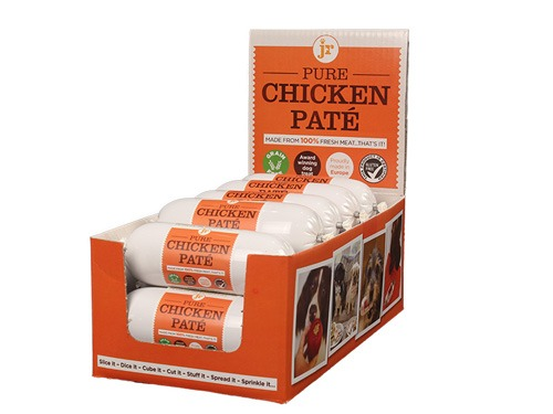 jr pure chicken pate 400g