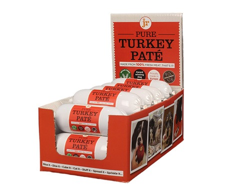 pure pate turkey 400g