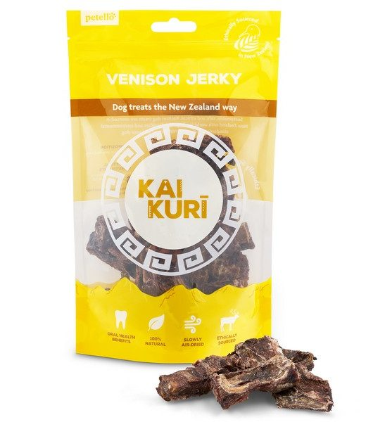 kai kuri air dried venison jerky