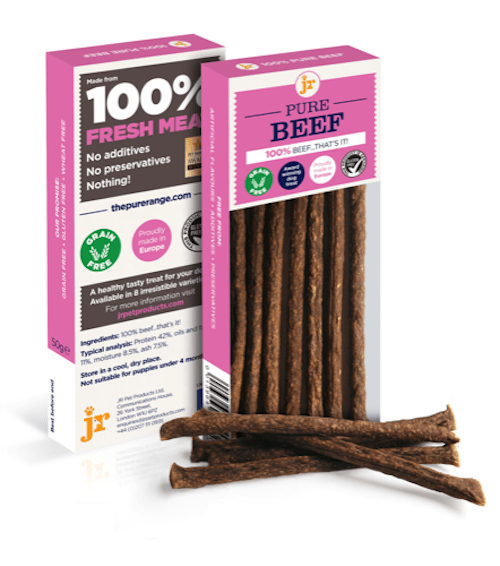 jr pure sticks beef 50g